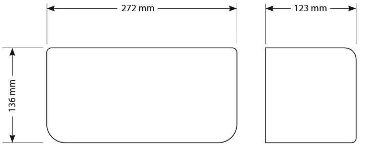 Suszarka R4_wymiary